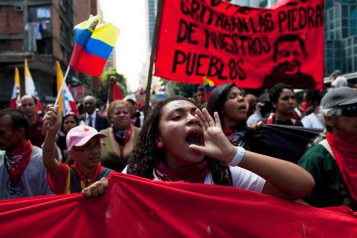#ElChavismoSeMueve ¡Todos y todas a la Bolívar!