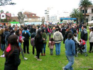 Mar del Plata no violenta
