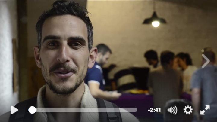 Captura vídeo Pablo Jesús/Mídia NINJA