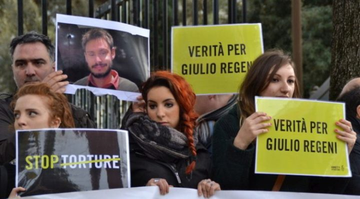 Giulio Regeni, New York Times: