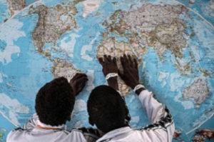 """50 Million Kinder sind laut UNICEF weltweit """"entwurzelt"""""""