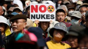 Opposition to nuclear energy grows in Japan