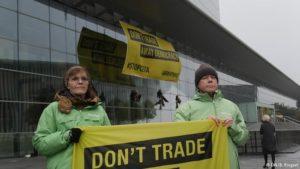 EU schiebt CETA vor sich her