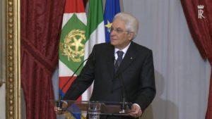 """Presidente Mattarella, """"inamissibile"""" è ignorare le violazioni di Israele dei diritti umani, non il boicottaggio"""