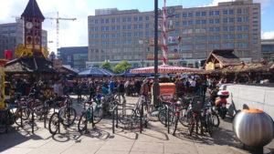 Paseando por Alexander Platz