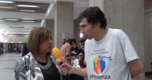 Amada Benavides sobre el proceso de paz en Colombia
