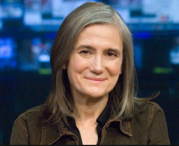 Amy Goodman to turn herself in, will fight 'clear violation' of press freedom