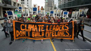 Canada: 99 Detained at Protest Demanding End to Tar Sands Pipelines