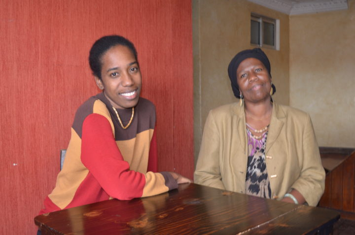 """Vidas Dedicadas 9: Nila de Aguiar, """"Quiero visibilizar la situación de los afrodescendientes»"""