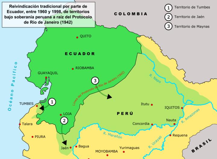 Περού και Ισημερινός συνεργάζονται για την αποναρκοθέτηση των συνόρων τους