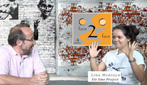 Lina Montoya on Face 2 Face