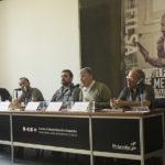« Carrefour et futur de l'être humain », de G. Sullings, présenté au Chili