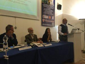 L'intervento finale di Vito Correddu al V Simposio del Centro Mondiale di Studi Umanisti