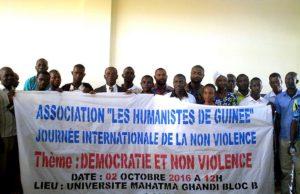 Indépendance et Nonviolence en Guinée Conakry