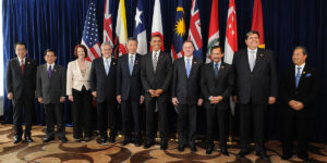 Trump, Clinton, Obama and the TPP