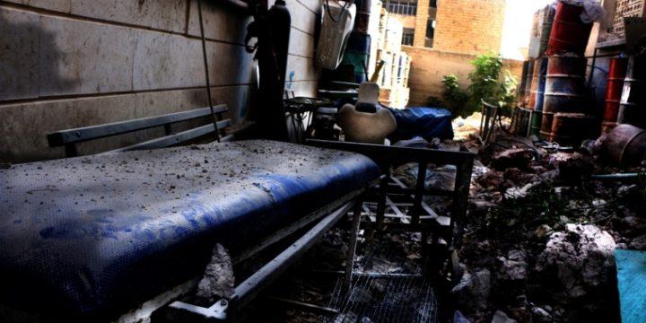Aleppo Est: attacchi aerei colpiscono 4 ospedali nelle ultime 24 ore