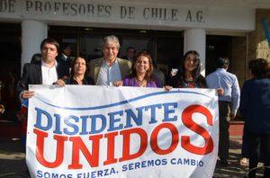 Disidentes al Colegio de Profesores de Chile