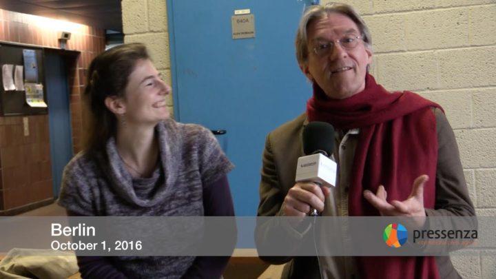 Interview mit Diana Aman und Ralph Boes, Vertreter eines bedingungslosen Grundeinkommens