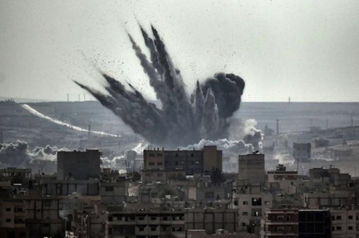 Associazione a delinquere per distruggere la Siria