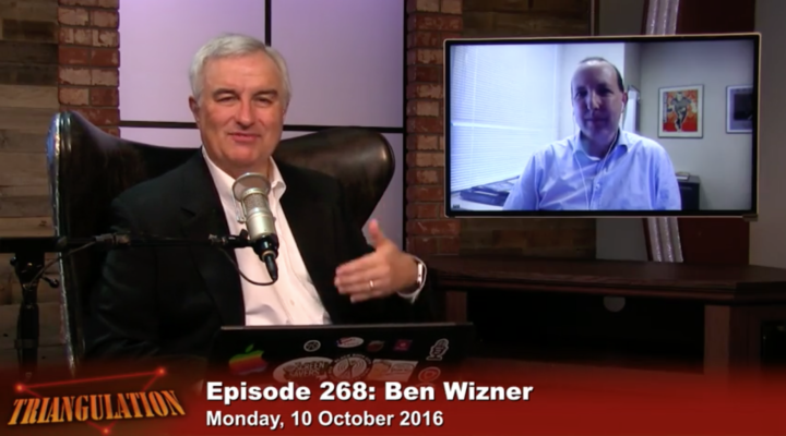 Snowdens Lawyer Interviewed By Leo Laporte
