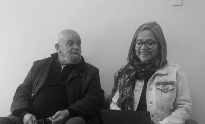 Verónika Mendoza y Baher Kamal en @RadioPressenza