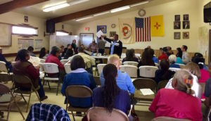 Fears, Tears and Jeers at a BLM Listening Session: a Navajo Community Takes Fracking to Heart