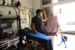 Palestina: intervista al sarto di Jenin