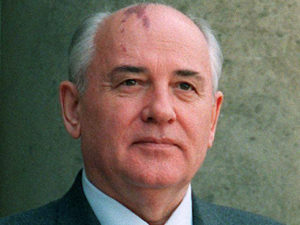 Gorbachev Appeals for Sanity