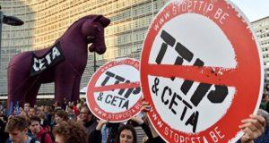 15 febbraio 2017 #StopCETA: il Parlamento Europeo neghi la ratifica