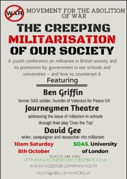 Jugend und Rekrutierung: Die schleichende Militarisierung der Gesellschaft