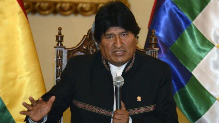 Morales a Trump: Si es nacionalista, deje el intervencionismo