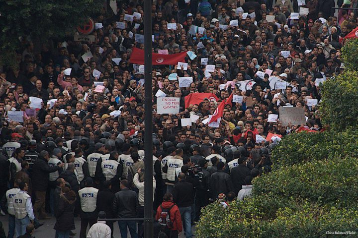 The battle to uncover the truth and future of the Tunisian revolution