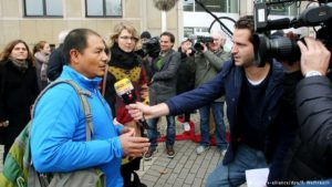 Peruvian farmer sues German energy firm RWE