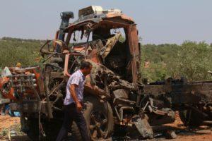 Siria: produzione alimentare al minimo storico