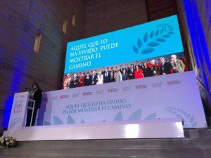 Bogotá starts moving towards the 16th World Summit of Nobel Peace Laureates