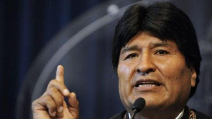 Bolivie: Interview d'Evo Morales