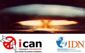 Désarmement nucléaire. Appel au Président de la République