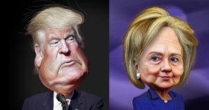 Las elecciones en USA: Clinton vs Trump