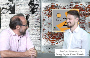 Andrei Moskvitin on Face 2 Face