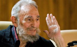 Ultima madrugada con Fidel