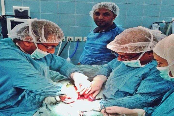 Un medico in Palestina:  la mia vita quotidiana