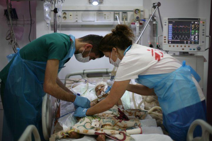 Iraq: Mentre i combattimenti s'intensificano, MSF rafforza la sua azione