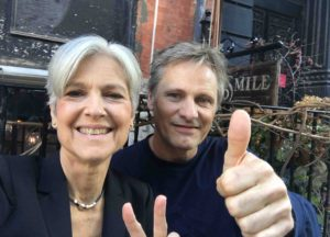 Viggo Mortensen: Why I am voting for Jill Stein