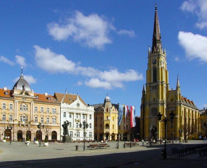 """Novi Sad: una """"capitale europea della cultura"""""""