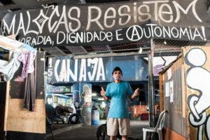 Ocupação de sem-teto resiste à reintegração de posse em São Paulo
