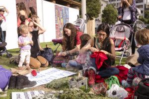 «Θέλουμε να ζήσουμε!» φώναξαν χιλιάδες για τις γυναίκες στο Κίτο