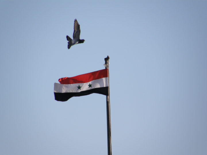 A Nonviolent Strategy to Liberate Syria