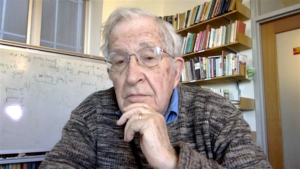 Reexamining History with Chomsky: The Marshall Plan