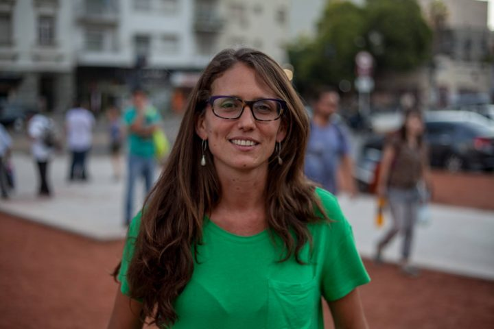 "Elizabeth Gómez Alcorta ""Milagro Sala está presa por ser mujer"""