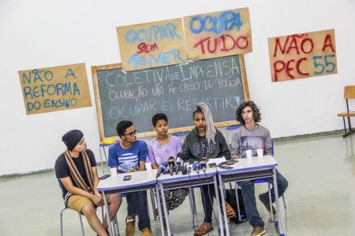 """""""Nós somos a solução do Brasil, não o problema"""""""